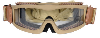 Lancer Tactical Airsoft Safety Eye Protection Goggles