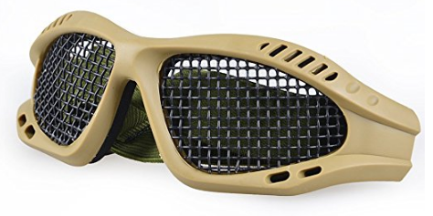 Toonol Tactical Shooting Airsoft Goggles
