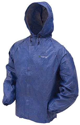 Ultra Light Rain Jacket from Frogg Toggs