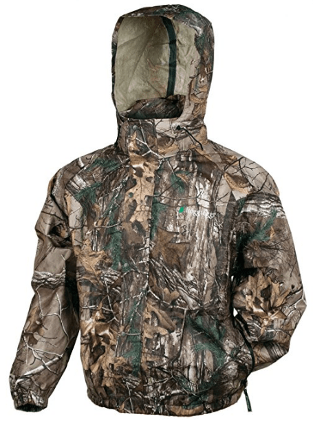 Pro Action Camo Jacket from Frogg Toggs