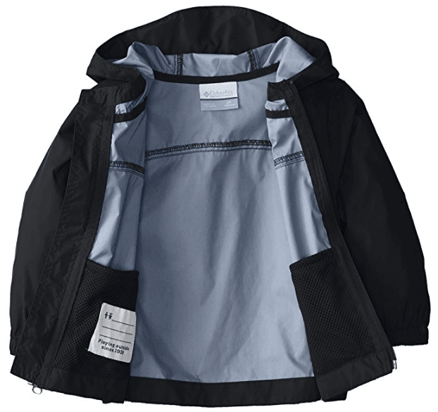 Boy's Glennaker Rain Jacket from Columbia