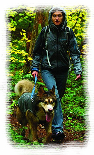 Sun Shower Waterproof Rain Jacket from Ruffwear