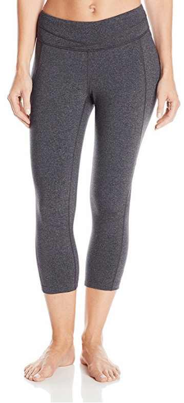 Women's Hatha Capri Legging Pant from Lucy