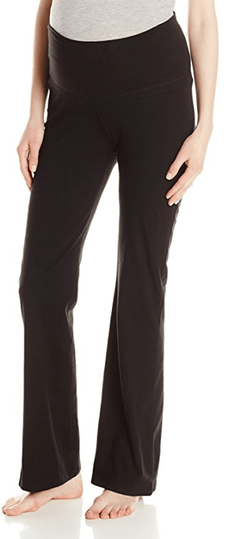 Maternity Yoga Pant from Three Seasons Maternity