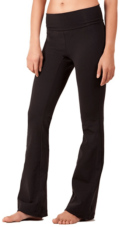 Everyday Yoga Pants (Petite Length) from Fit Couture