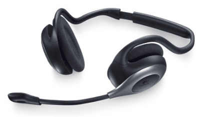 Logitech Wireless Headset H760 – GP, works with PC