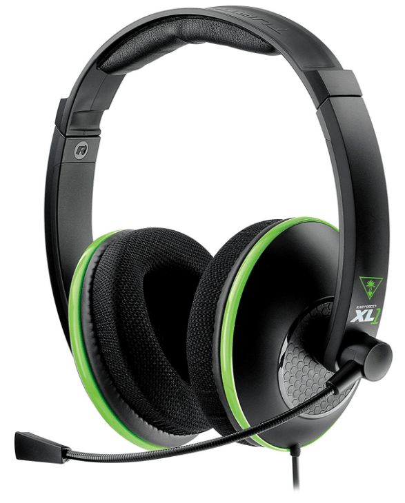 Turtle Beach - Ear Force XL1 Amplified Stereo Gaming Headset