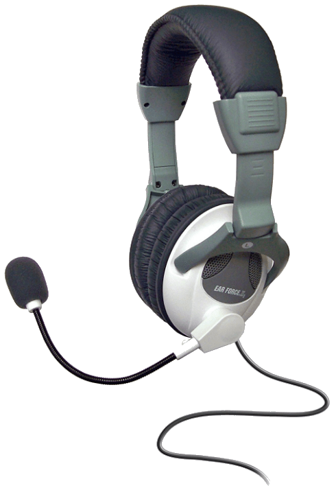 Ear Force X1 Stereo Headset with Chat