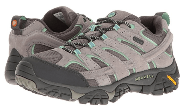 Women's Moab 2 Waterproof Hiking Shoes from Merrell