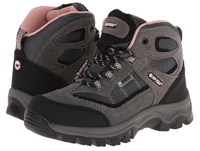 Kids Unisex Hillside Hiking Boot from Hi-Tec