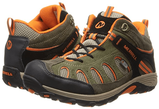 Chameleon Mid-Lace Hiking Shoe from Merrell