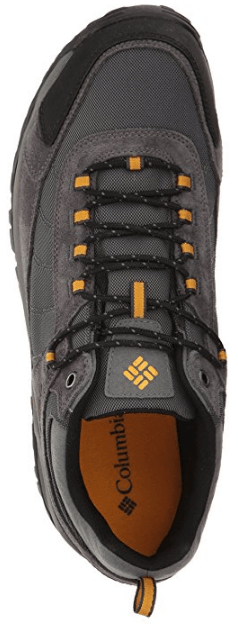 Men's Granite Ridge Waterproof Hiking Shoe from Columbia