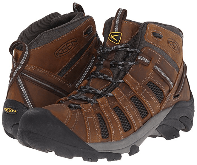 Men's Voyager Mid Hiking Boot from Keen