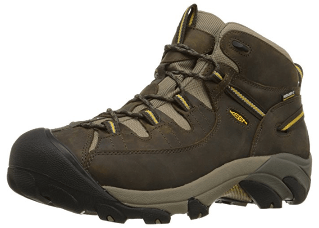 Men's Targhee II Mid WP Hiking Boot from Keen