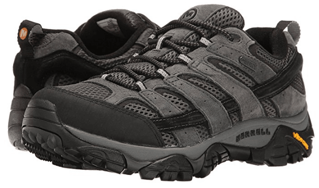 Men's Moab 2 Waterproof Hiking Shoe from Merrell