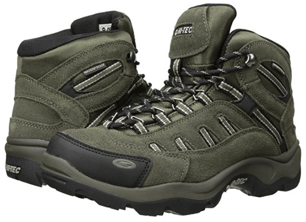Men's Bandera Mid Waterproof Hiking Boot from Hi-Tec