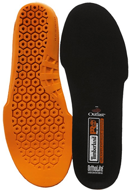 unisex insoles from Timberland