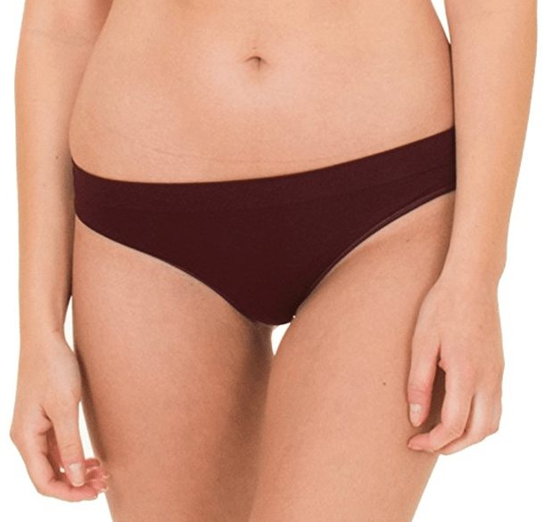 Womens Nylon Spandex Thong Underwear from Kalon