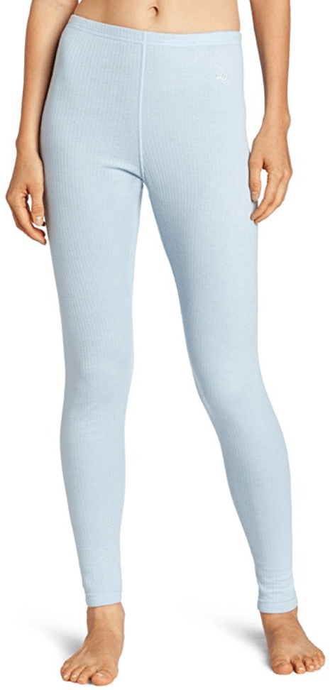 Women's Mid-Weight Wicking Thermal Leggings from Duofold