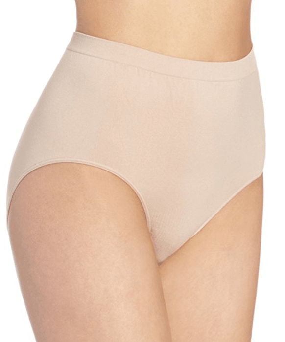 Women's Comfort Revolution Seamless Brief Panty from Bali