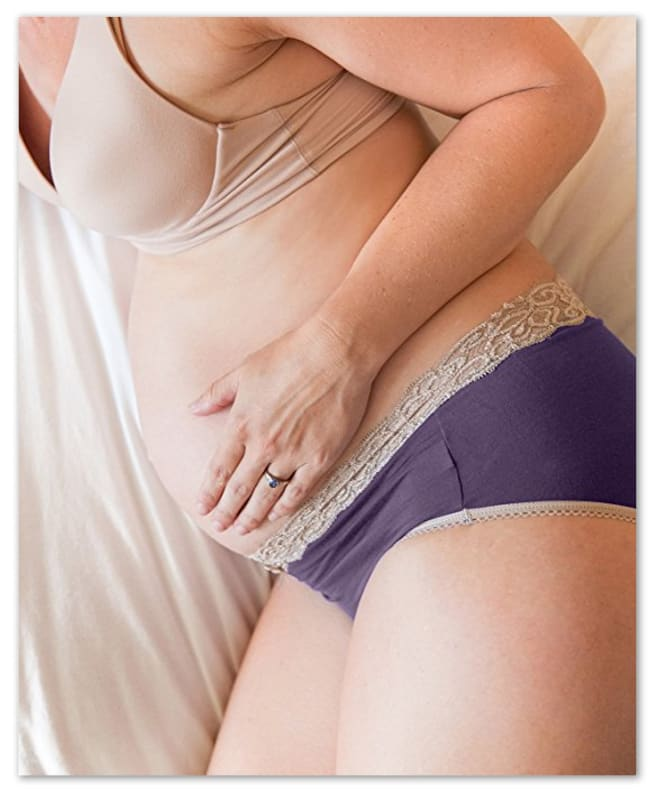 Postpartum Underwear & C-Section Panties from Kindred Bravely