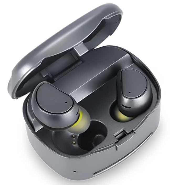 Soundmoov Truly Bluetooth Earphones with Charging Box