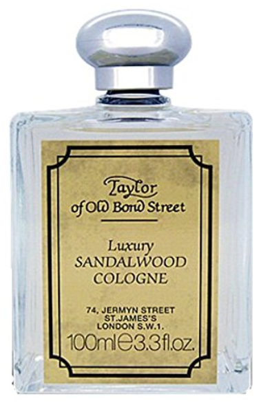 Sandalwood Cologne from Taylor of Old Bond Street