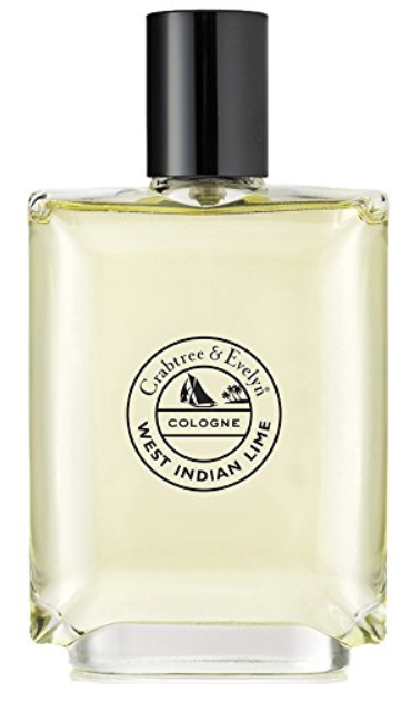 West Indian Lime from Crabtree & Evelyn Cologne