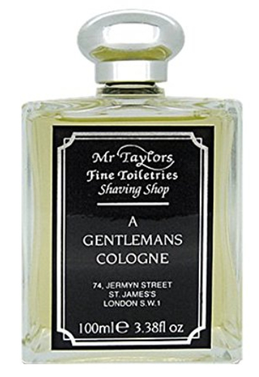 Mr. Taylor's Cologne from Taylor of Old Bond Street