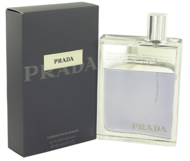 Amber Pour Homme from Prada